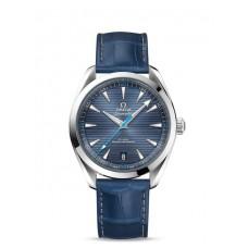 Réplica OMEGA Seamaster Acero Chronometer 220.12.38.20.03.001 Replica Reloj