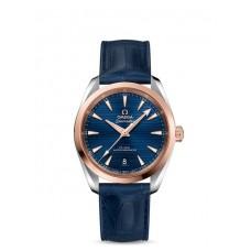 Réplica OMEGA Seamaster Acero Chronometer 220.12.40.20.01.001 Replica Reloj
