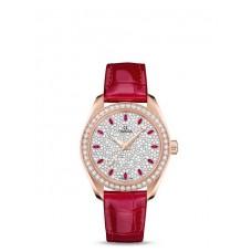 Réplica OMEGA Seamaster Sedna oro Diamantes 220.58.34.20.99.004 Replica Reloj