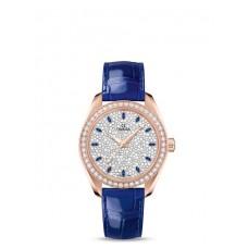 Réplica OMEGA Seamaster Sedna oro Diamantes 220.55.34.20.99.003 Replica Reloj