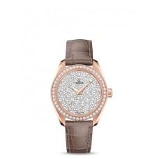Réplica OMEGA Seamaster Sedna oro Diamantes 220.58.34.20.99.002 Replica Reloj