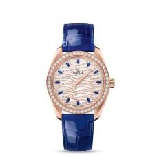 Réplica OMEGA Seamaster Acero Chronometer 220.10.40.20.01.001 Replica Reloj