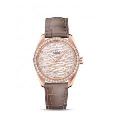 Réplica OMEGA Seamaster Acero Chronometer 220.12.38.20.01.001 Replica Reloj