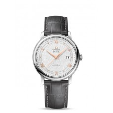 Réplica OMEGA De Ville Acero - red oro Chronometer 424.20.40.20.13.001 Replica Reloj