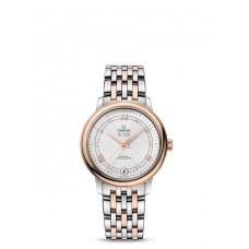 Réplica OMEGA De Ville Acero Chronometer 424.10.40.20.02.004 Replica Reloj