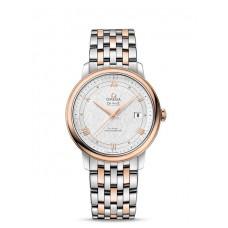 Réplica OMEGA De Ville Acero - red oro Chronometer 424.20.40.20.02.002 Replica Reloj