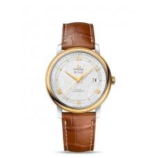 Réplica OMEGA De Ville Acero Diamantes 428.17.39.60.01.001 Replica Reloj
