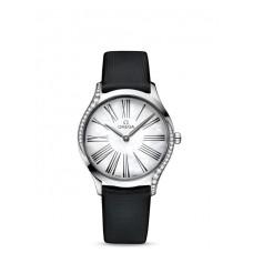 Réplica OMEGA De Ville Acero Diamantes 428.17.36.60.04.001 Replica Reloj