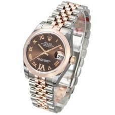 Rolex Datejust Lady 31 reloj de replicas 178241-9