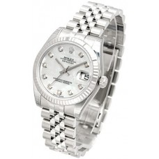 Rolex Datejust Lady 31 reloj de replicas 178274-13