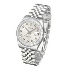 Rolex Datejust Lady 31 reloj de replicas 178344-12