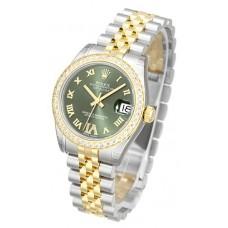 Rolex Datejust Lady 31 reloj de replicas 178383-1
