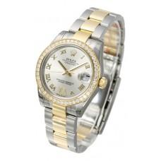 Rolex Datejust Lady 31 reloj de replicas 178383-2