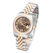 Rolex Lady-Datejust reloj de replicas 179161-7