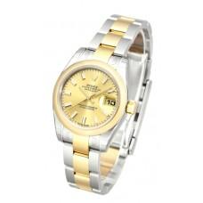 Rolex Lady-Datejust reloj de replicas 179163-4