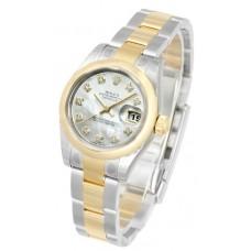 Rolex Lady-Datejust reloj de replicas 179163-6