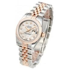 Rolex Lady-Datejust reloj de replicas 179171-12