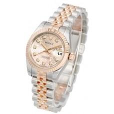 Rolex Lady-Datejust reloj de replicas 179171-15