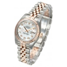 Rolex Lady-Datejust reloj de replicas 179171-23