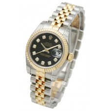 Rolex Lady-Datejust reloj de replicas 179173-6