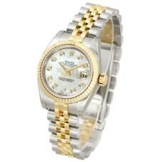 Rolex Lady-Datejust reloj de replicas 179173-5