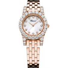 Chopard LHeure Du Diamant Madre perla Diamond para mujer