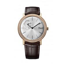 Piaget Altiplano Marcar de plata 18 quilates de oro rosa Diamante G0A36118 Réplicas
