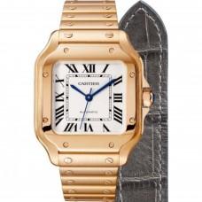 Cartier Santos Automatica Viento propio WGSA0008 para hombre