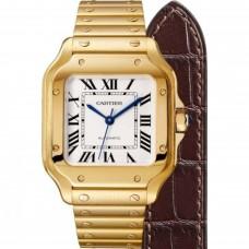 Cartier Santos Automatica Viento propio WGSA0010 para hombre