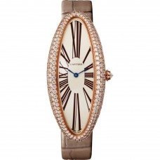Cartier Baigniore Mecanica/Manual Winding WJBA0008 para mujer