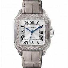 Cartier Santos Automatica Viento propio WJSA0006 Unisex