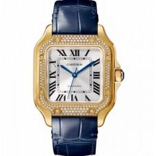 Cartier Santos Automatica Viento propio WJSA0008 Unisex