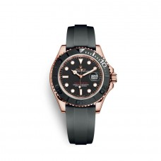 Rolex Yacht-Master 40 Oro de 18 quilates Everose M126655-0002 Réplicas