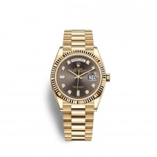 Rolex Day-Date 36 oro amarillo de 18 quilates M128238-0022 Réplicas