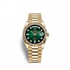 Rolex Day-Date 36 oro amarillo de 18 quilates M128238-0069 Réplicas