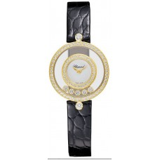 Replicas Reloj Chopard Happy Diamonds Senora 203957-0201