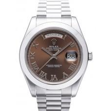 Rolex Day-Date II reloj de replicas 218206-9