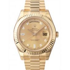 Rolex Day-Date II reloj de replicas 218238-1
