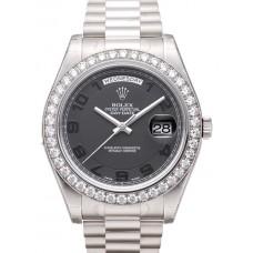 Rolex Day-Date II reloj de replicas 218349-4