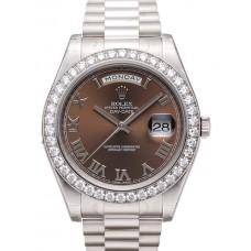 Rolex Day-Date II reloj de replicas 218349-7