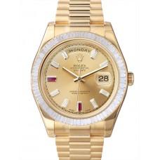 Rolex Day-Date II reloj de replicas 218398-1