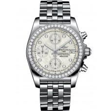 Réplicas Breitling Chronomat 38 A1331053/A776/385A hombres Automatico Cronografos