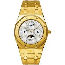 Replicas de Audemars Piguet Royal Oak Perpetual Calendar reloj