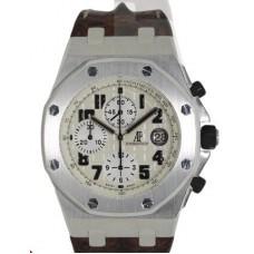 Replicas de Audemars Piguet Royal Oak Offshore SAFARI Cronógrafo hombres reloj