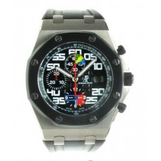 Replicas de Audemars Piguet Royal Oak Offshore Rubens Barrichello reloj
