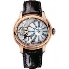Replicas de Audemars Piguet Millenary Deadbeat Seconds hombres reloj