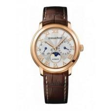 Replicas de Audemars Piguet Jules Audemars Rose Gold Mne's reloj