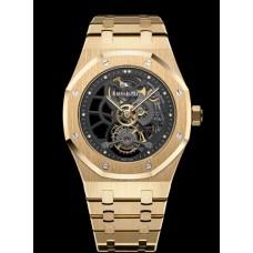 Audemars Piguet Royal Oak TOURBILLON EXTRA-THIN OPENWORKED reloj 26513BA.OO.1220BA.01  Replicas