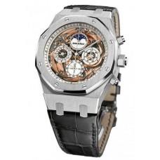 Replicas de Audemars Piguet Royal Oak Grande Complication Automático White Gold hombres reloj