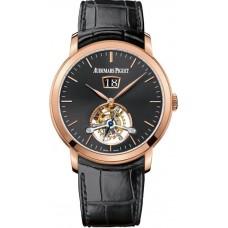Replicas de Audemars Piguet Jules Audemars Tourbillon Grande Date 41mm reloj
